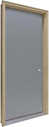 Commander® Primed Steel Flush Exterior Door System At Menards®