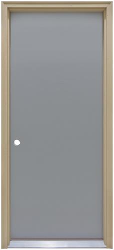 Solid Steel Entry Doors