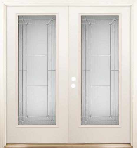 Elegant Mastercraft Steel Entry Door