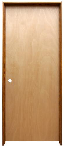Mastercraft® Ready-to-Finish Hardwood Hollow Interior Door