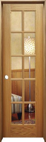 Mastercraft 174 Oak Woodlite 15 Lite Interior Door System At