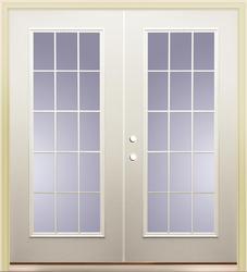 on 68 x 80 french patio doors