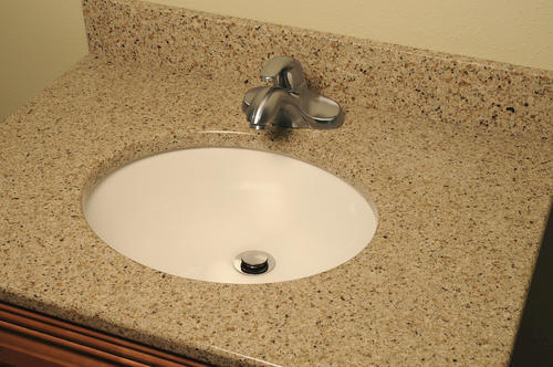 37 W X 22 D Quartz Vanity Top With Oval Bowl Orted Colors At Menards