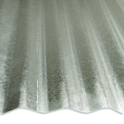 Corrugated Galvanized Steel Panel At Menards®