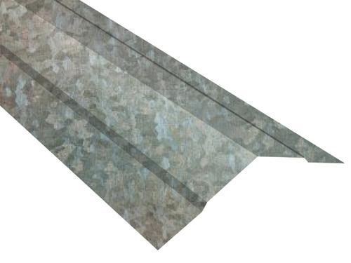 10 Steel Universal Ridge Cap At Menards