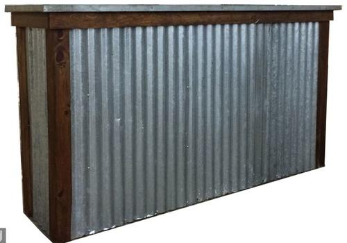 Corrugated Galvanized Steel Panel At Menards 174