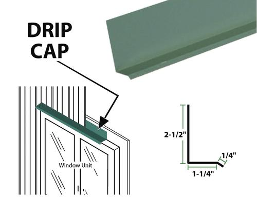 10' Steel Drip Cap at Menards®