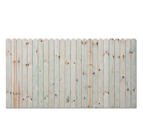 4' x 8' Pressure Treated Dog Ear Fence Panel at Menards®