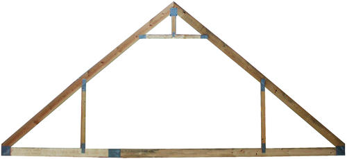 24 Gable Room In Attic Residential Roof Truss 74 At Menards