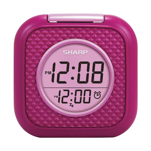 Sharp Vibrating Alarm Clock at Menards®