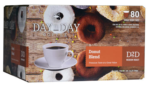 Day to Day Coffee® Coffee Pods - 80 Count at Menards®