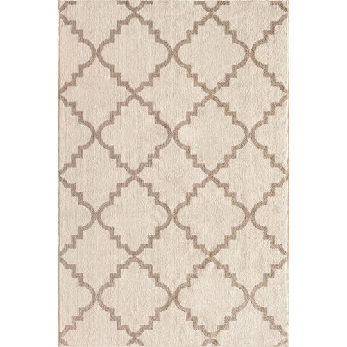 Natco Home Terrace Taza Snow Area Rug 1 11 X 7 6