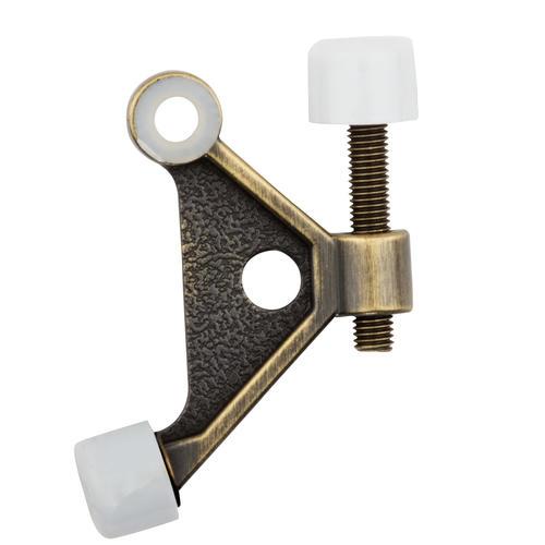 National Hardware® Antique Brass Hinge Pin Door Stop