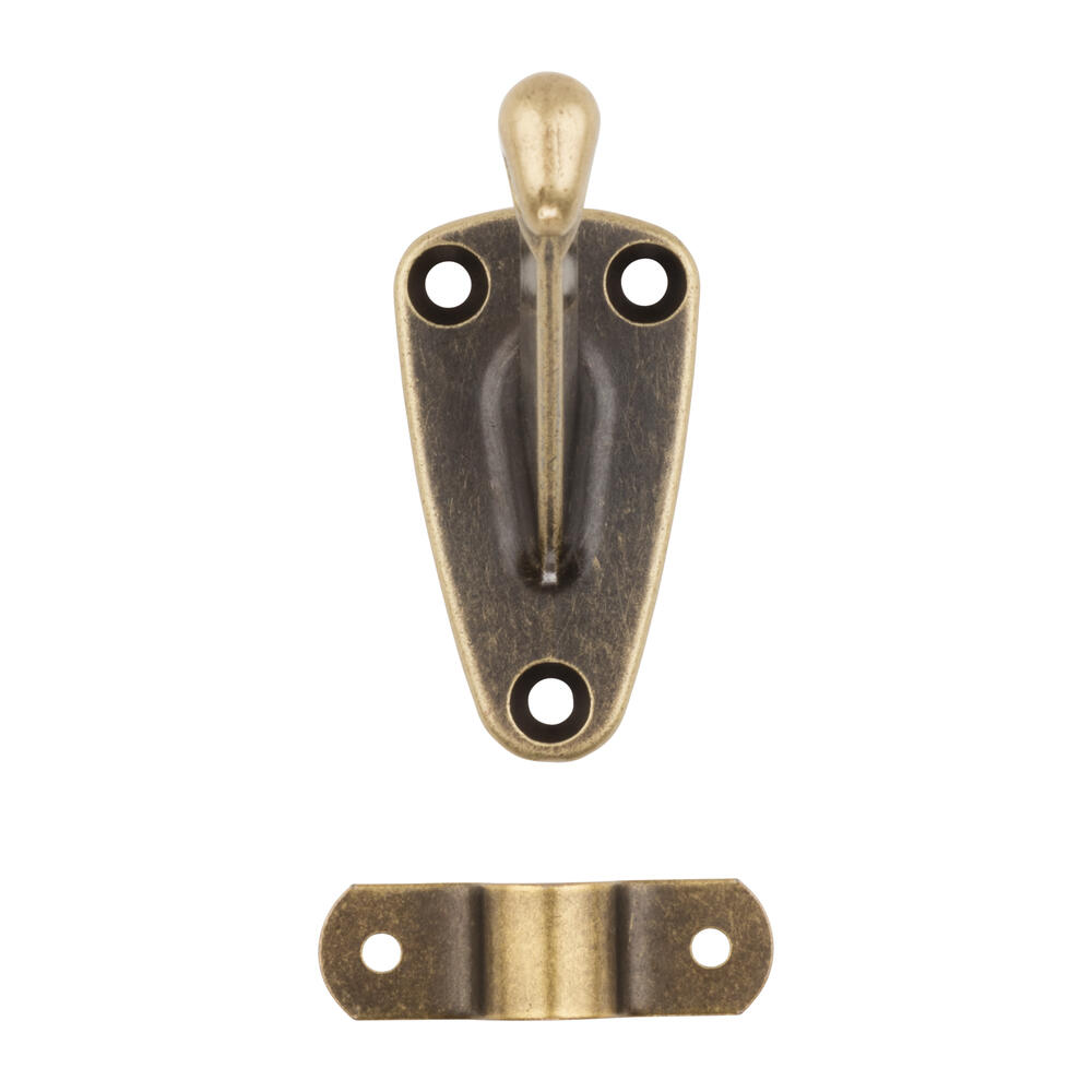 NATIONAL HARDWARE HAND RAIL BRACKET WITH SCREWS NM33 6 COLORS AVAILABLE