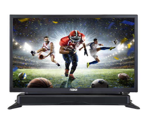 24 Led Tv With Built In Sound Bar And Dvd Player At Menards