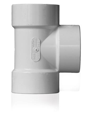 NDSR 8 X 6 PVC Tee Sewer Drain At MenardsR