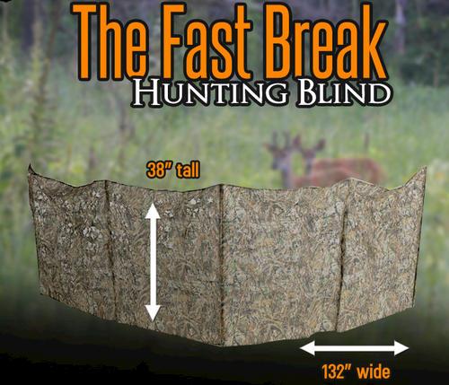 Nelan Amp Wong Fast Break Ground Blind At Menards 174