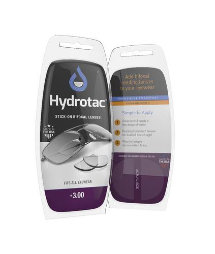 30e477bdaa32 Hydrotac™ Stick-On Bifocal Lens + 300 at Menards®