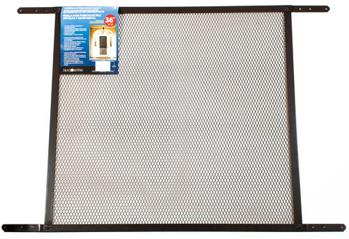 menards screen doors.  ADFORS 36 Brown Screen Door Grille Kickplate at Menards