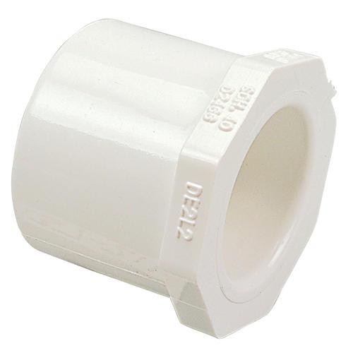 1-1//2 Spigot x 1//2 Socket PVC Reducing Bushing
