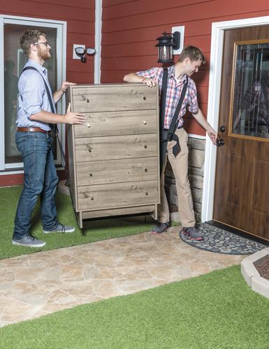 Ready Lifter Furniture Moving Straps 600lb Capacity At Menards