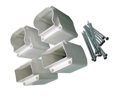 Designer S Image Premium Vinyl Stair Rail Brackets At Menards 174