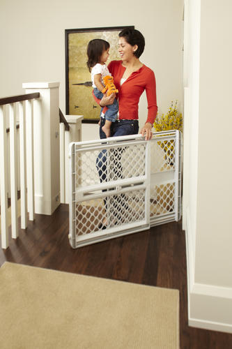 wide and tall pet gates