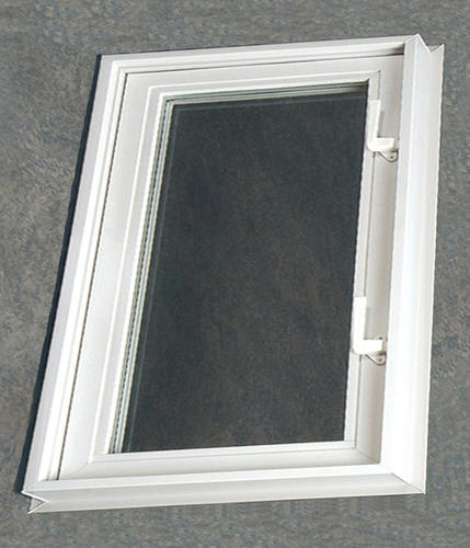 "Hinged Basement/Casement Window With 3/4"" Insulated Glass"