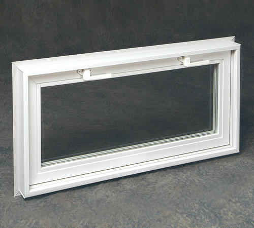 Northview White Vinyl Ranch Window With Clear Insulated