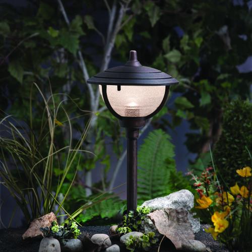 Landscape Lighting Mn: Patriot Lighting® Palm Island Low Voltage LED Landscape