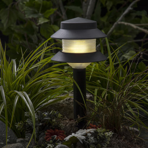 Patriot Lighting Cheraw Low Voltage Led Landscape Light At