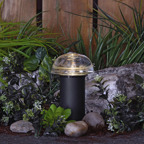 Patriot Lighting Mushroom Low Voltage Led Landscape Light