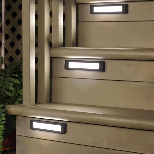 Patriot Lighting Crowley Low Voltage Led Deck Landscape
