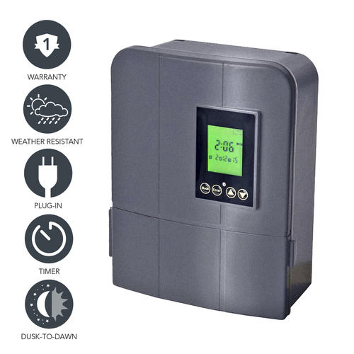 200w Low Voltage Transformer At Menards