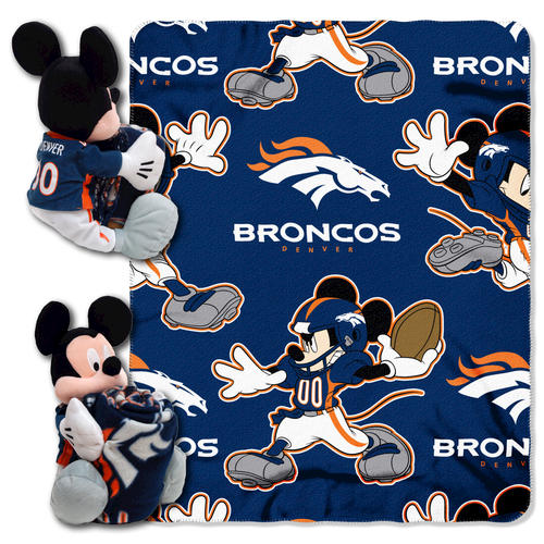 36c22a42c3349 The Northwest™ Company NFL Mickey Hugger   Fleece Throw Set at Menards®
