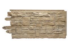 Novik 174 Stacked Stone Polymer Siding Panel At Menards 174