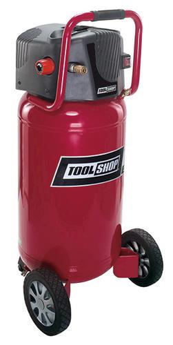 tool shop® 11-gallon vertical portable electric air compressor at ...