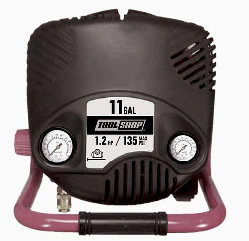 Tool Shop® 11-Gallon Vertical Portable Electric Air