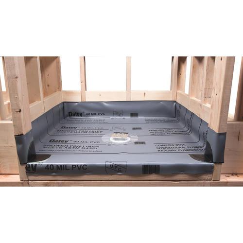 Oatey® Rolled Shower Pan Liner at Menards®