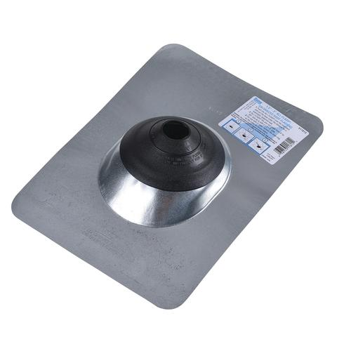All Flash No Calk 174 Galvanized Base Roof Pipe Flashing At