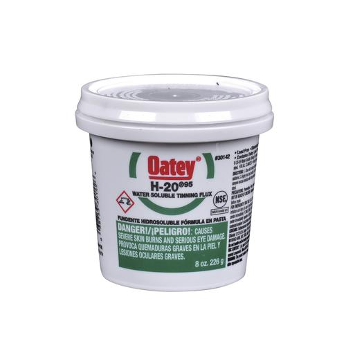 Oatey® H20®95 Water Soluble Tinning Flux - 8 oz  at Menards®