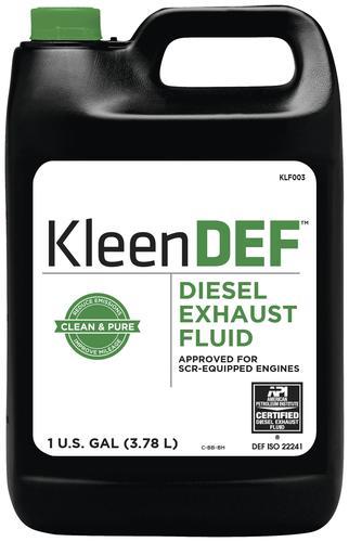 KleenDEF™ Diesel Exhaust Fluid at Menards®