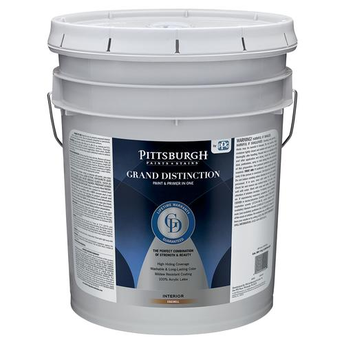 Pittsburgh paints stains grand distinction interior - Eggshell or semi gloss ...