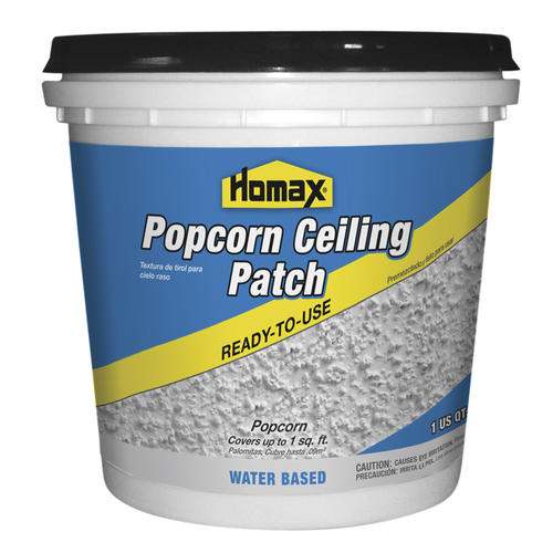 Homax Popcorn Ceiling Texture Patch 1 Qt At Menards