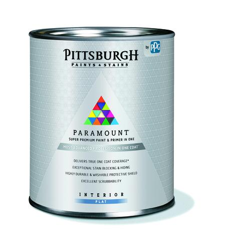 Pittsburgh Paints & Stains® Paramount® Interior Latex Paint - 1 qt