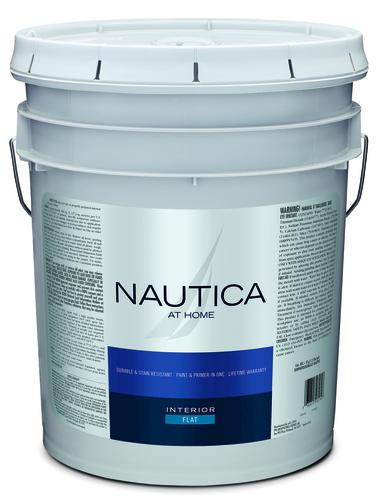 Nautica At Home Interior Paint Primer In One 5 Gal At Menards