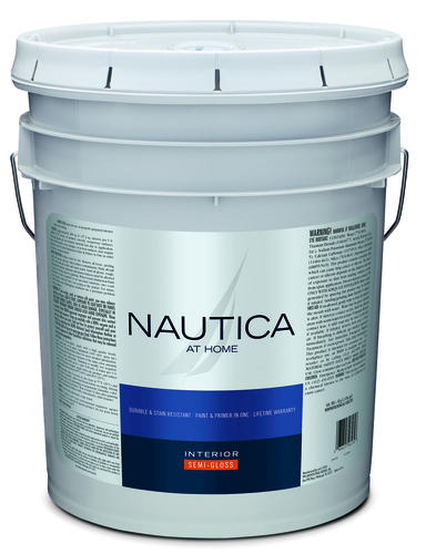 Nautica At Home Interior Paint Primer In One 5 Gal At Menards