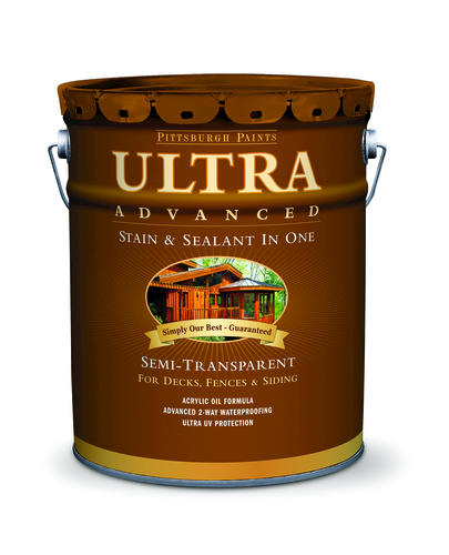 Pittsburgh Paints & Stains® Ultra Advanced Semi