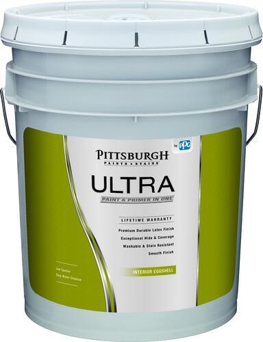 Ultra Interior Eggshell Acrylic Latex
