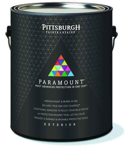 Pittsburgh Paints Stains Paramount Exterior Paint And Primer At Menards